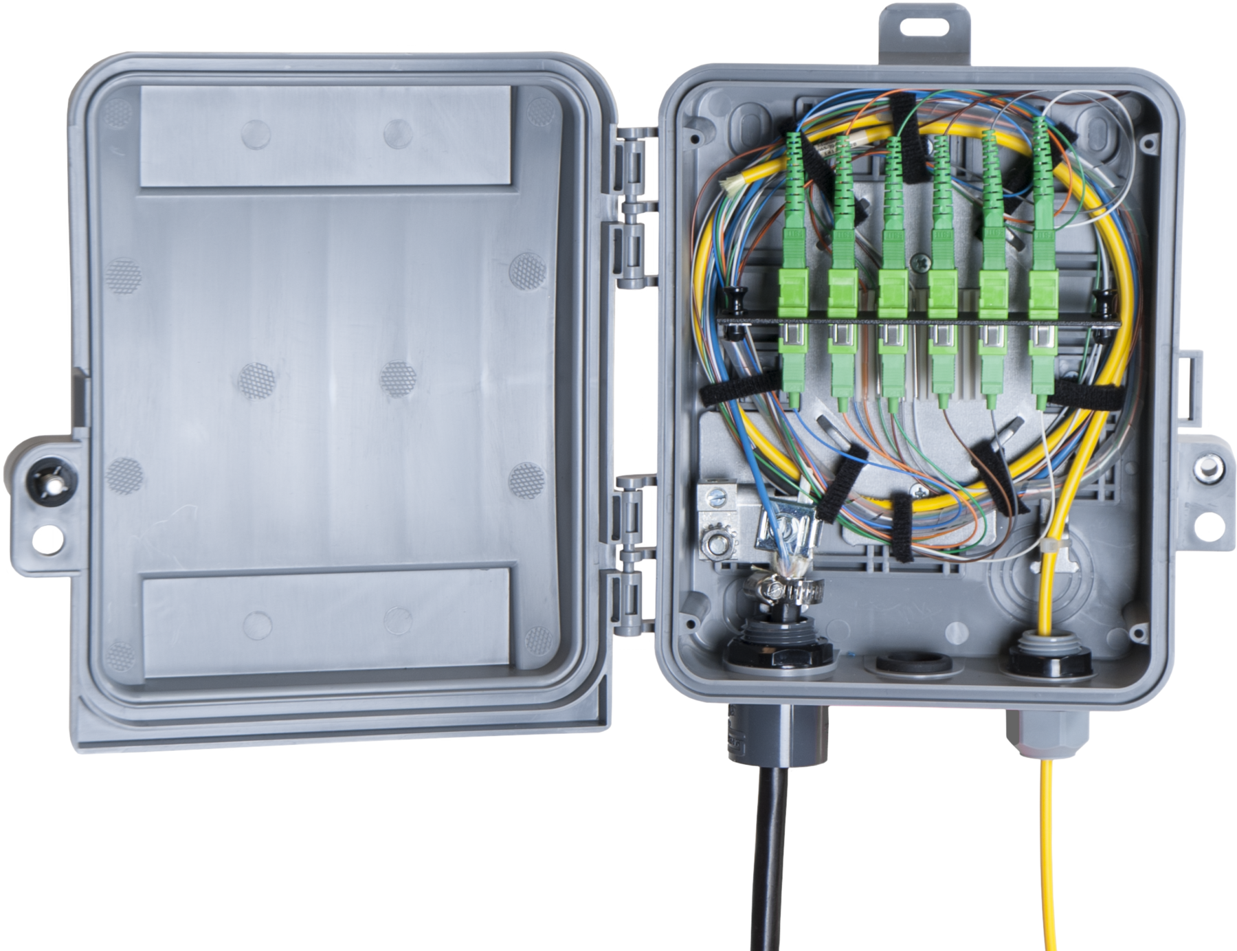 outdoor wiring enclosure wiring solutions rh rausco com Homes for Structured Wiring Enclosure outdoor structured wiring enclosure